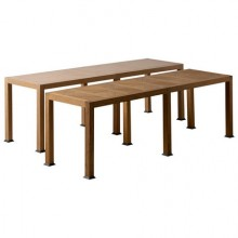 Table basse ou banc, Studio Ecart International vers 2000