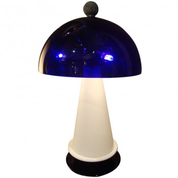 Lampe de Gino Cenedese en verre de Murano, vers 1980